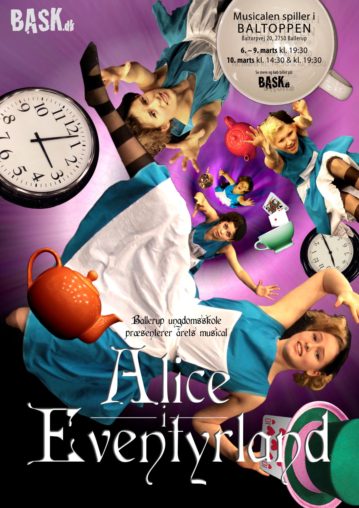 Alice-plakat