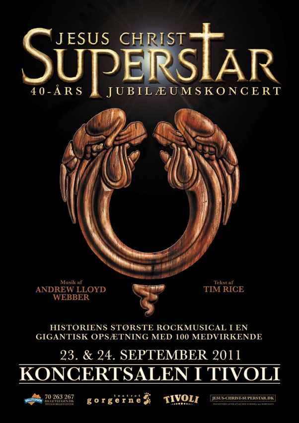 Jesus Christ Superstar - plakat
